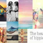 "INSPIRATION: Mood-board ""The heart of hippie"""