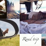 "INSPIRATION: Mood-board ""Road trip"""